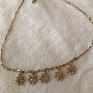 """Lauren Conrad 16"""" Daisy Necklace"""